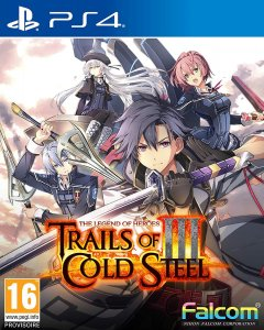 Legend Of Heroes, The: Trails Of Cold Steel III (EU)
