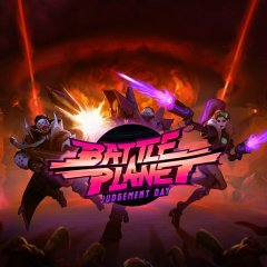 Battle Planet: Judgement Day (EU)
