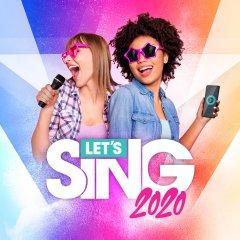 Let's Sing 2020 [eShop] (EU)