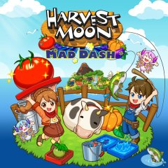 Harvest Moon: Mad Dash [eShop] (EU)