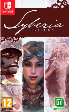 Syberia Trilogy (EU)