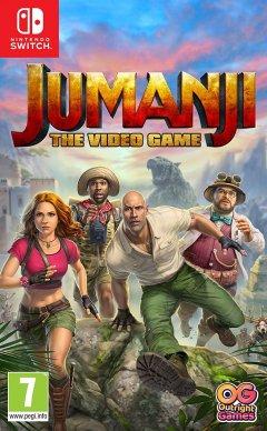 Jumanji: The Video Game (EU)