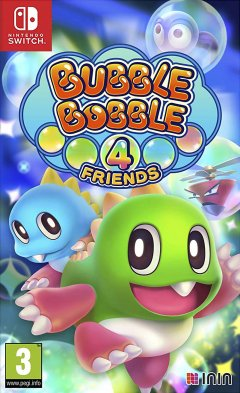 Bubble Bobble 4 Friends (EU)