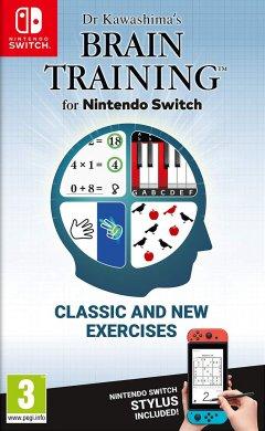 Dr Kawashima's Brain Training For Nintendo Switch (EU)