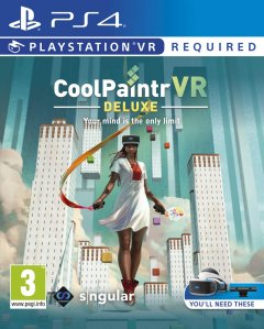 CoolPaintr VR: Deluxe (EU)