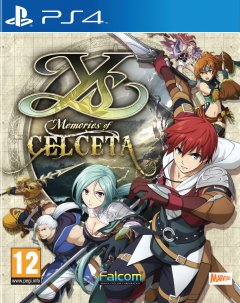 Ys: Memories Of Celceta (EU)