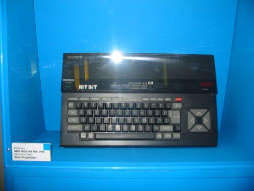 Sony MSX/Hit-Bit. 22/32