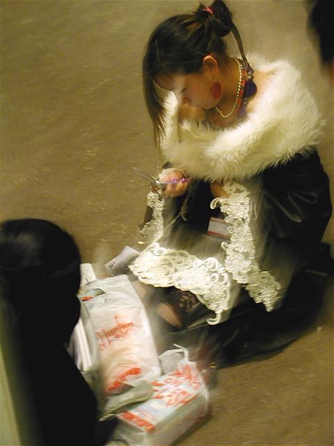 Lulu fra Final Fantasy X. 56/100