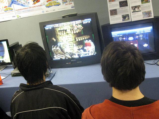 Metal Slug X til Neo Geo og Chrono Trigger til SNES. 20/72
