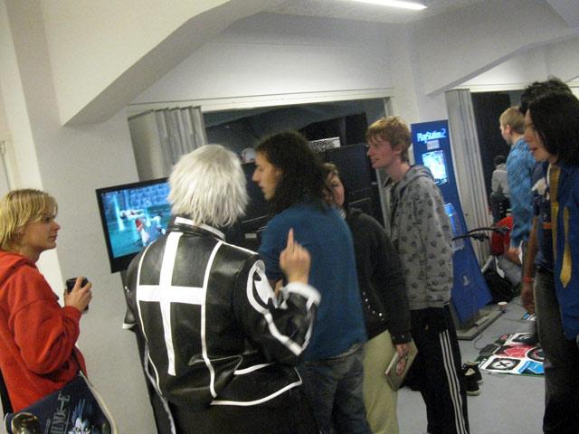 Her er det enten Tekken 6 eller Street Fighter IV? 61/72