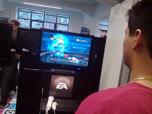 Ganske hæderligt Dragonball spil til Wii 66/72