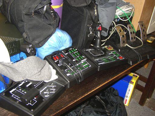 Stakkels KTC's Tekki controller stod temmelig ubrugt :( 13/21