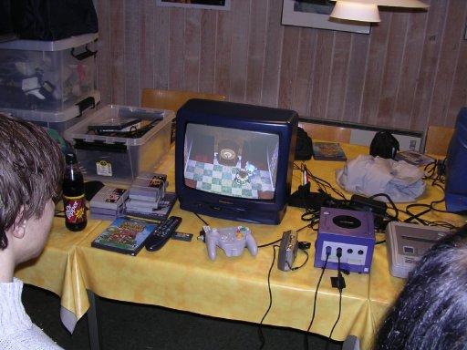 Svovlmunk og Sumez leger Animal Crossing. 11/22