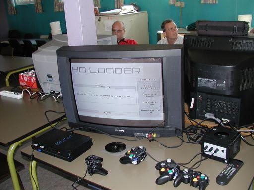 HDLoader spiller også PES... 2/27