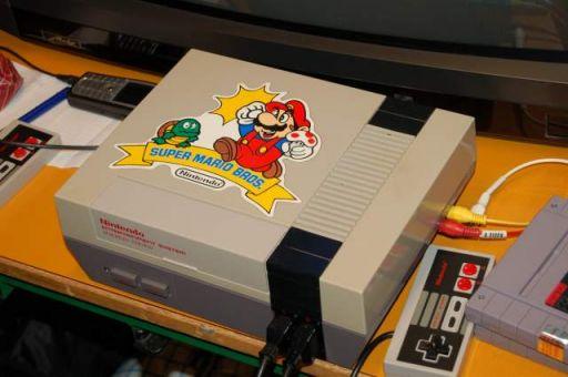 Mario NES. 22/44