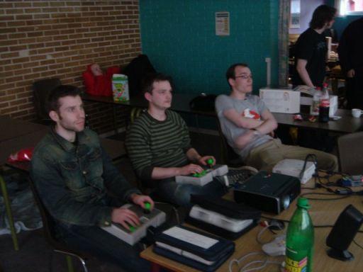 dRxL, Alf81 og Killen Bean 2 spiller... 1/17