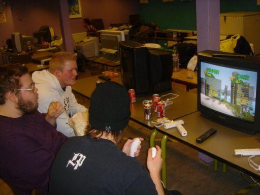 Dual Analog på Wii. 15/17