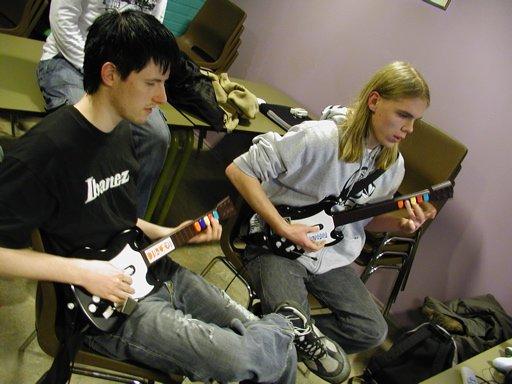 Keen + Krans.K: Guitar Heroes. 23/35