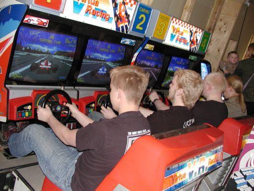 Nye spillere på Virtua Racing. 31/49