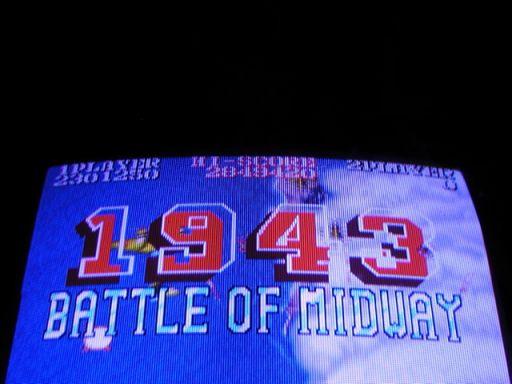 Helt normale scores på 1943... 37/49