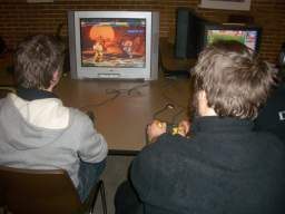 Alf81 og Kristensen fortsætter Street Fighter-dysten. 20/29