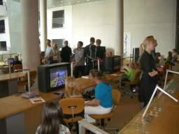 Spilmuseet stillede op med otte forskellige klassiske danske spil. 2/47