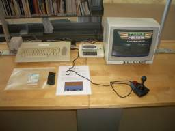 <a href='info/soeg?titel=Tiger Mission&_submit=1'>Tiger Mission</a> (Commodore 64) 40/47