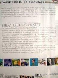 Biblioteket og Museet. 7/47