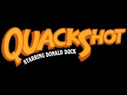 QuackShot (SMD)  © Sega 1991   1/1