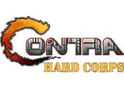 Contra: Hard Corps (SMD)  © Konami 1994   1/1