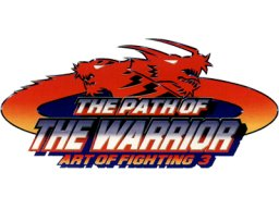 Art Of Fighting 3: Path Of The Warrior (MVS)   © SNK 1996    1/1