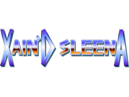 Xain'd Sleena (ARC)  © Technos 1986   1/2