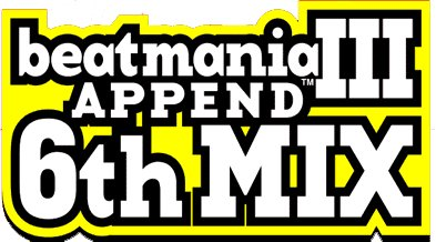 Beatmania III Append 6th Mix