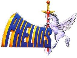 Phelios (ARC)  © Namco 1988   1/1