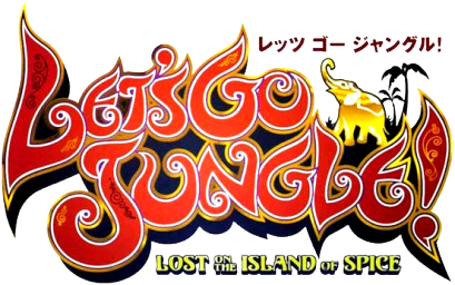 Let's Go Jungle: Lost On The Island Of Spice