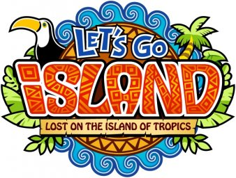 Let's Go Island: Lost On The Island Of Tropics