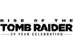 Rise Of The Tomb Raider: 20 Year Celebration Edition (PS4)  © Square Enix 2016   1/1