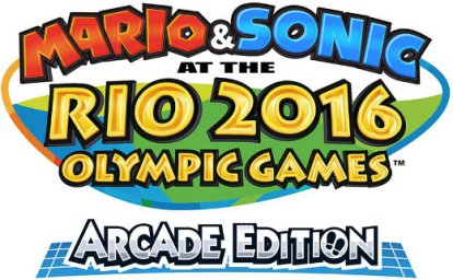 Mario & Sonic At The Rio 2016 Olympic Games: Arcade Edition