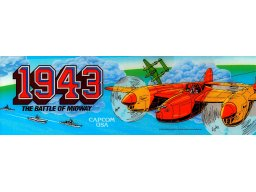 1943: The Battle Of Midway (ARC)  © Capcom 1987   1/2