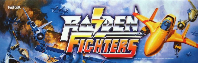 Nos Arcade Artworks préférés !! - Page 2 642-raiden-fighters@800x600min