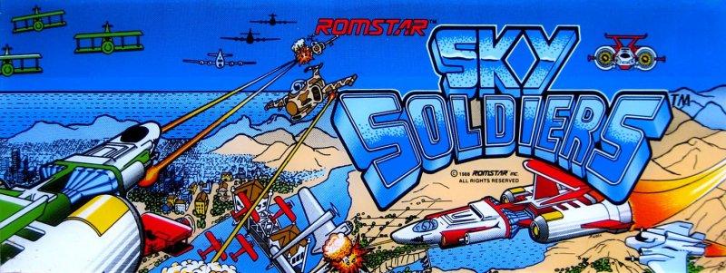 Nos Arcade Artworks préférés !! - Page 2 644-sky-soldiers@800x600min
