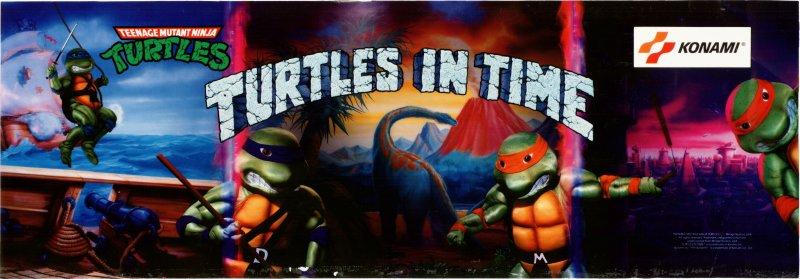 Nos Arcade Artworks préférés !! - Page 3 4974-teenage-mutant-ninja-turtles-turtles-in-time@800x600min