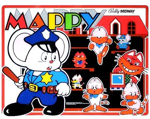 Nos Arcade Artworks préférés !! 2031-mappy@800x600min