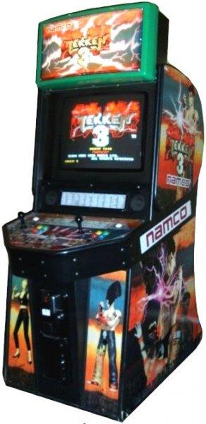 Tekken 3 : Play:Right Arcade