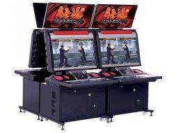 Tekken 6 (ARC)  © Namco 2007   3/3