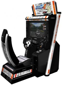 Initial D: Arcade Stage 4