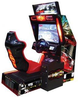 Arcade Crazy Speed
