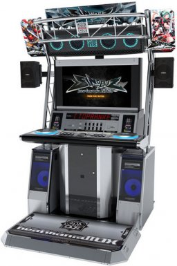 Beatmania IIDX 24: Sinobuz