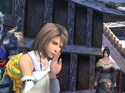 Final Fantasy X (PS2)  © Square 2001   4/6