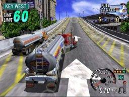 18 Wheeler: American Pro Trucker  © Acclaim 2001  (DC)   2/4
